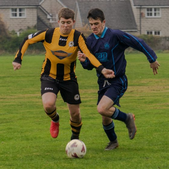 Stonehaven team tackle