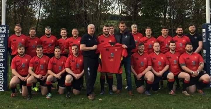 Mackie Rugby team