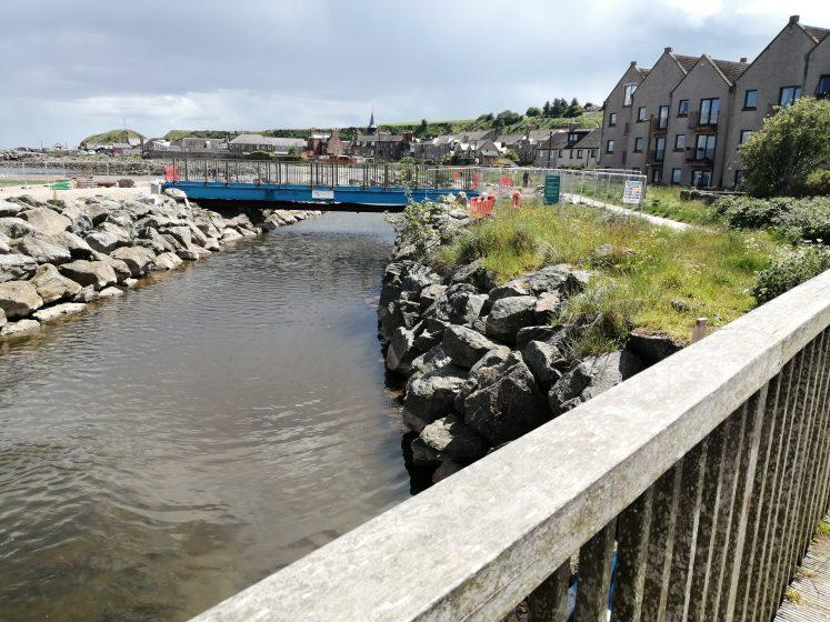 new bridge from old bridge