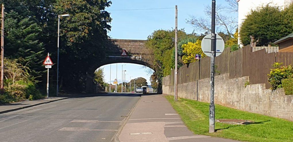 The bridge in question