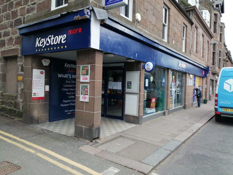 KeyStore premises