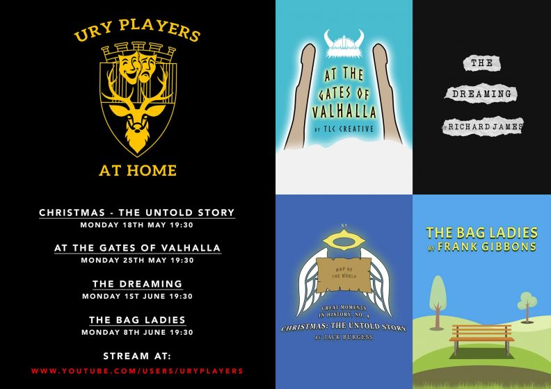 postercollage of play titles